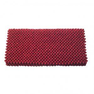 Paperbeeds Clutch /håndveske – Red
