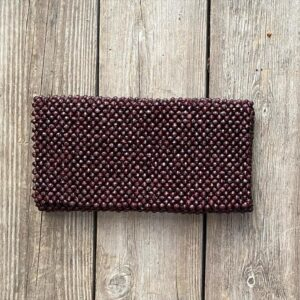 Clutch veske – Bordeux