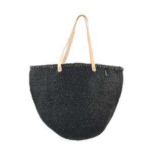 Mifuko strandveske Large- black