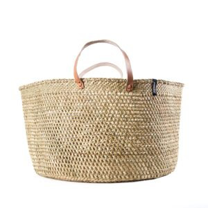 Mifuko Basket Iringa – Milulu grass XXL